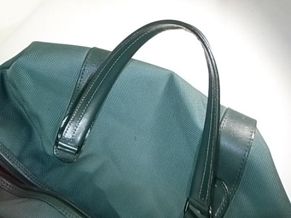 ダンヒルバッグの持ち手修理