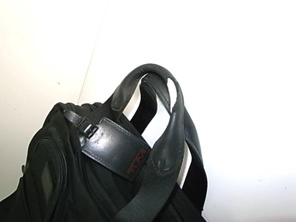 鞄の持ち手の傷み