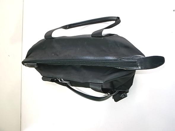 ファスナー交換後のバッグ