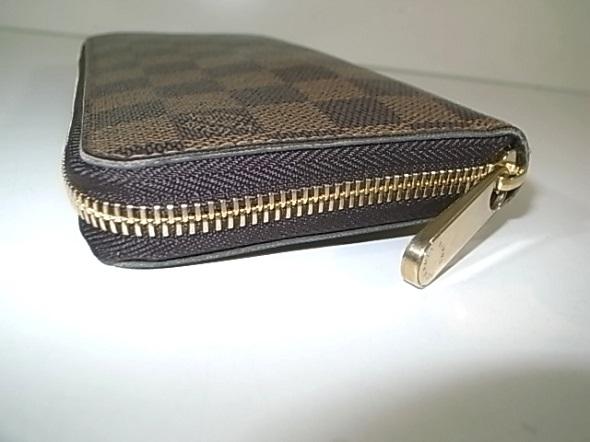 ヴィトン財布のファスナー交換