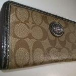 COACHの財布