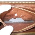 財布の内張り劣化