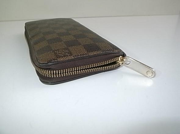 ルイヴィトン財布のファスナー修理