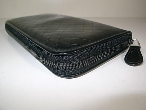 修理したボッテガヴェネタの財布