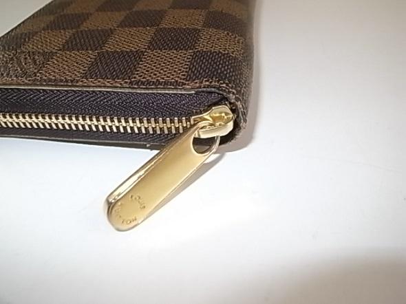 ルイヴィトン財布の引き手