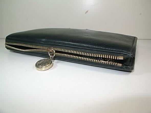 財布のファスナーが閉じない