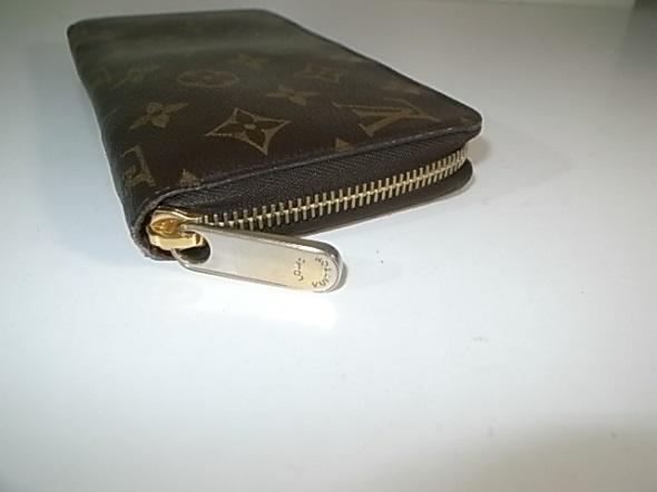 財布のスライダー交換
