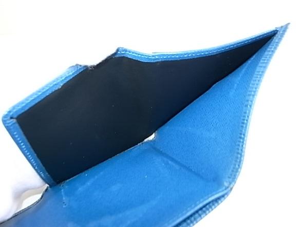 ルイヴィトン財布の札入れ修理