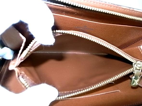 財布の小銭入れの内張修理