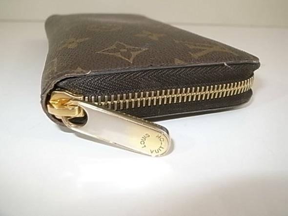 長財布のスライダー交換
