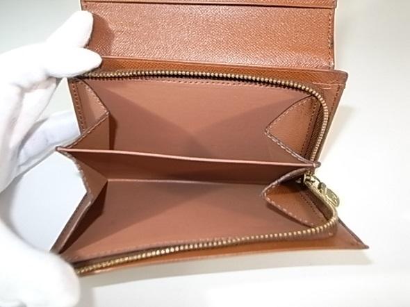 財布の小銭入れの内張交換