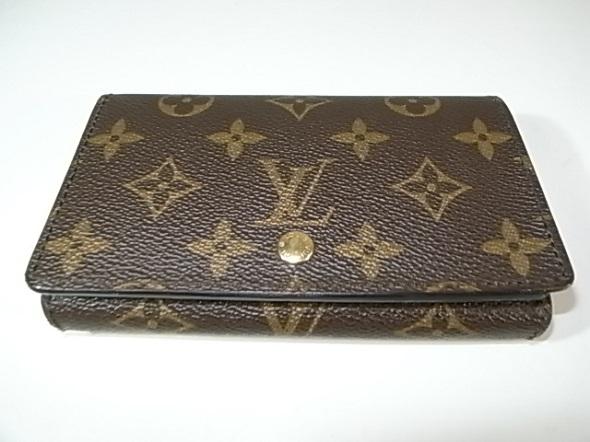 ルイヴィトン財布の外観