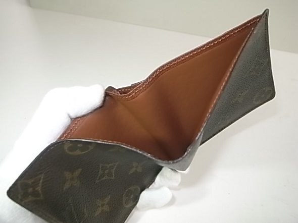 財布の内張り修理