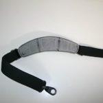TUMIの鞄に付ける肩がけベルト