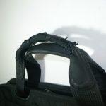 鞄のハンドル革破れ