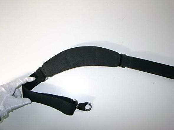 肩がけべるとの内側修理