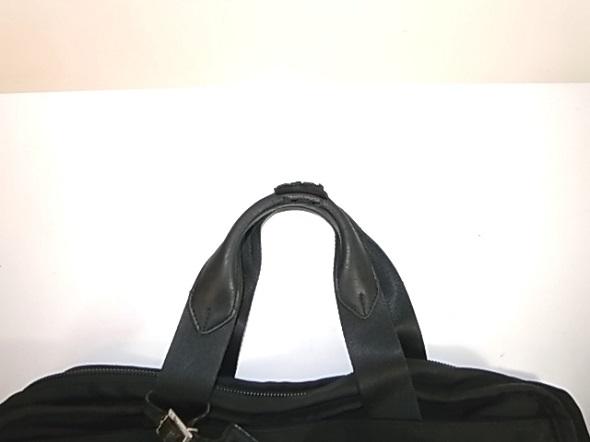 鞄のハンドルの革破れ