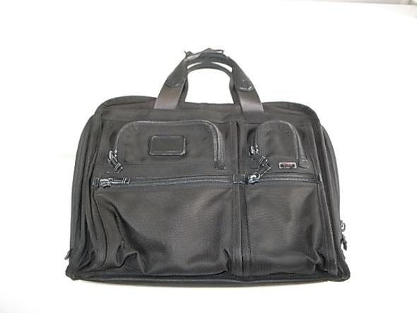 TUMIのビジネス鞄2個目