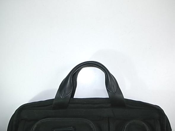 鞄の持ち手の革修理