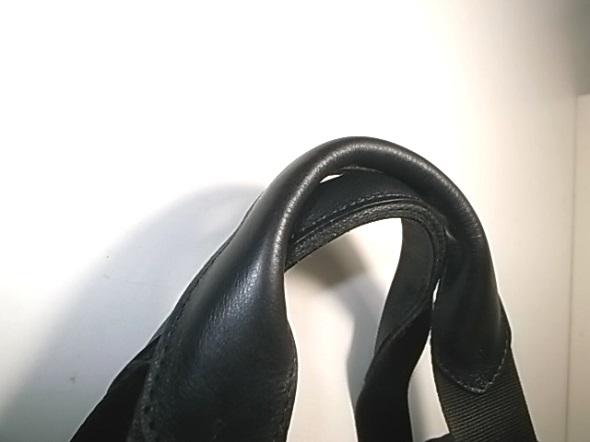 持ち手の革巻き替え