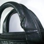 TUMIの鞄のハンドル