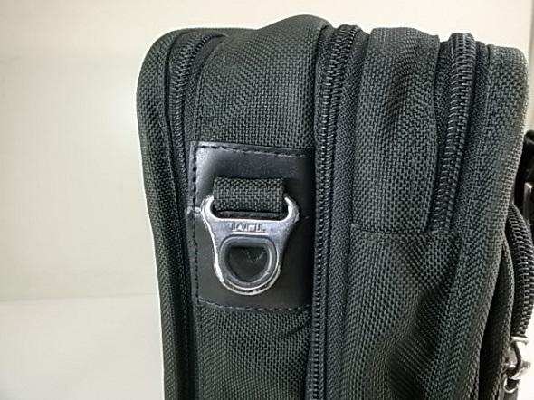 鞄の革補強修理