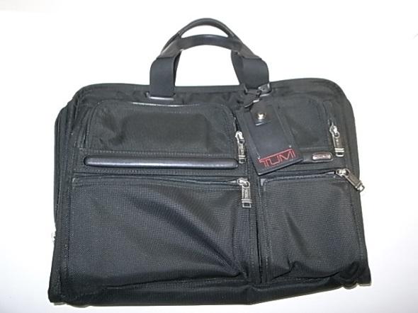 TUMIの鞄全体