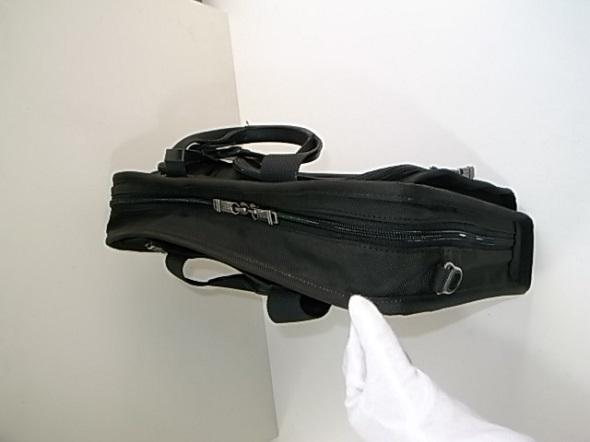 ファスナー交換した鞄