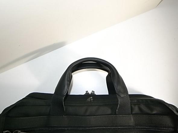 TUMI鞄の持ち手交換