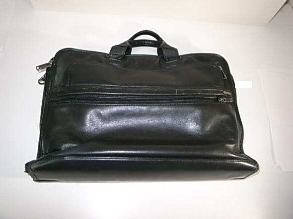 TUMIの鞄の全体