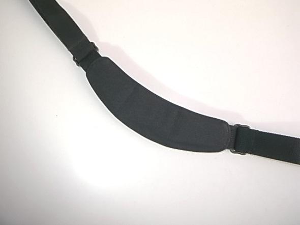 TUMI用肩パッド修理
