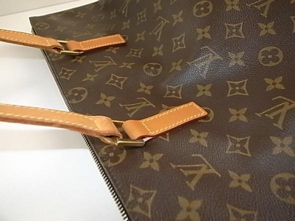 バッグの持ち手付け根修理