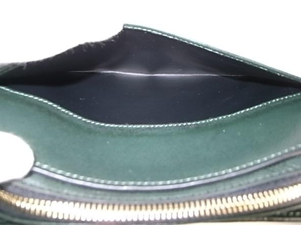 鞄のポケットの内張交換