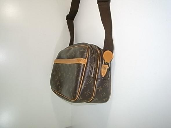 ルイヴィトンのバッグ修理