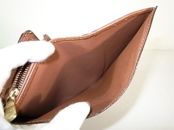 財布の札入れの内張り交換