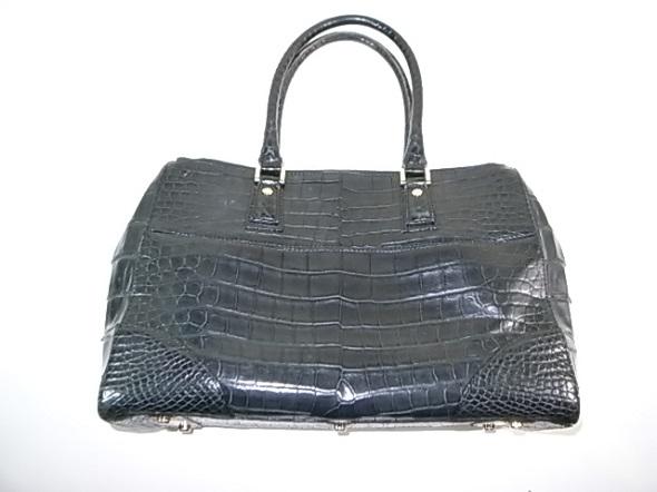 クロコダイルのバッグ