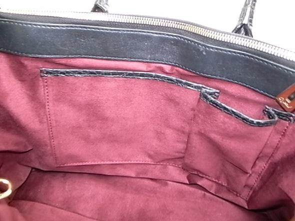 バッグのポケットの内張交換